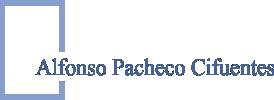 Alfonso Pacheco Cifuentes Logo