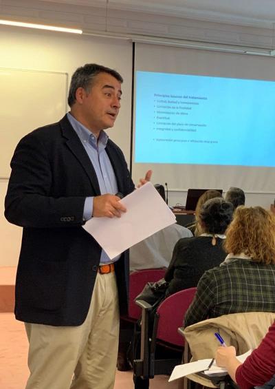 Diez claves que debe entender un abogado para saber gestionar la protección de datos de su propio despacho | Alfonso Pacheco Cifuentes